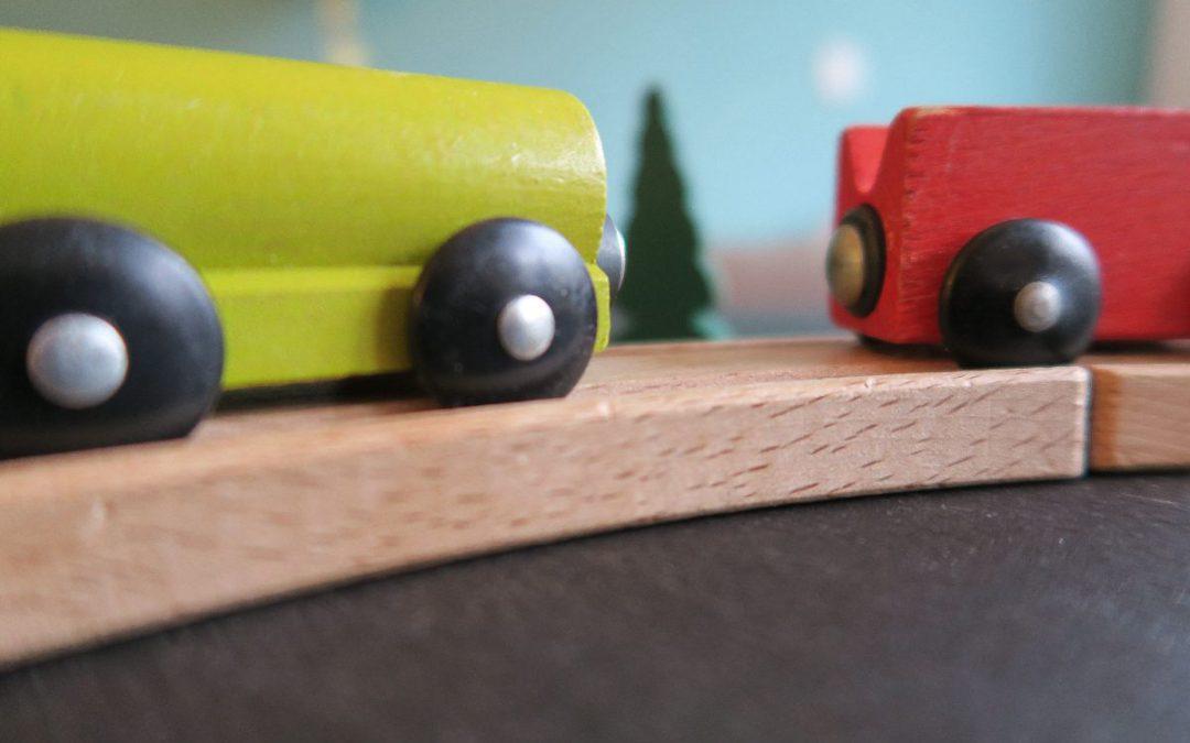 De relatie tussen seks en houten treintjes