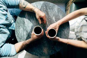 goed gesprek voeren partner relatie